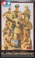 1/48 Tamiya 32561 - German Africa Corps Infantry Plastic Model kit
