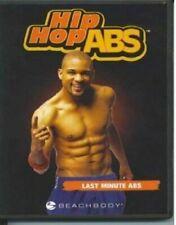 Hip Hop ABS Last Minute AB DVD Shaun T Beachbody Workout Hiphop Beach Body