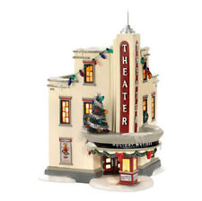 Department 56 A Christmas Story UPTOWN THEATER 809430 BNIB Uptown theatre DEALER