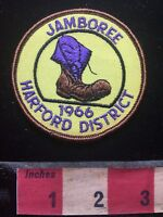 Vtg 1966 Harford District BSA BOY SCOUT Maryland Patch 76CC
