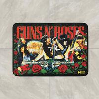 Guns N Roses Pinball Game Rug Mat Floor Door Home House Cotton Collectible