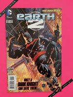 Earth 2 #17 The New 52 Cover A DC 2014 NM
