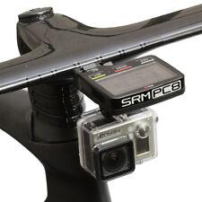 SRM Power Control Mount for TREK Type W (Madone XXX Integrated Bar/Stem) GoPro,