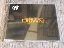 Us3:   You Can't Hold Me Down   three track promo CD