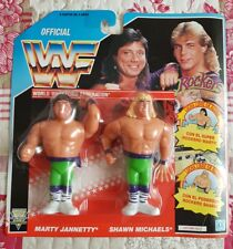 Figura wwf hasbro The Rockers.