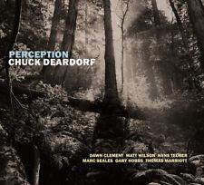 Chuck Deardorf : Perception CD (2019) ***NEW*** FREE Shipping, Save £s