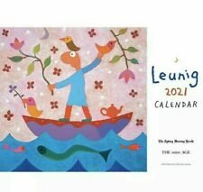 2021 Michael Leunig Horizontal Wall Calendar by The Age and The Sydney Morning H