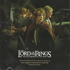 LORD OF THE RINGS - THE FELLOWSHIP OF THE RING CD (2001)   *AUSTRALIAN SELLER*