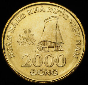 Vietnam 2000 Dong 2003 (GLIU-003K)
