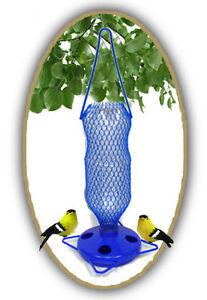 Gadjit Soda Bottle Wild Bird Watering Well Kits (Blue) Pack of 2 10610
