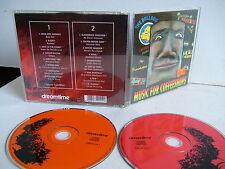 Various - Music For Coffeeshops  CDKTB20  UK 2CD  1995 Dreamtime Porcupine Tree