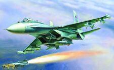 Suchoi Su-27SM - Flanker B Mod 1 - Luftüberlegenheitsjäger - 1:72 - Zvezda 7295