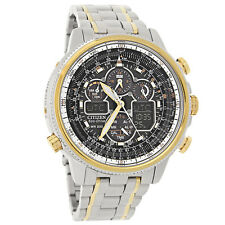 Citizen Eco-Drive Mens Navihawk A-T Digital Chronograph Watch JY8034-58E
