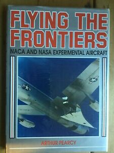 Flying the Frontiers by Arthur Pearcy (Hardback, 1993)