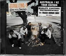 JURASSIC 5 (OZ CD '00)QUALITY CONTROL - AUSTRALIA/NZ TOUR EDITION BONUS DISC