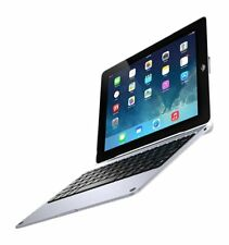 Incipio ClamCase Pro Bluetooth Keyboard for iPad 2, 3, 4 - White / Silver™