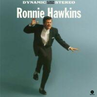 Hawkins- RonnieRonnie Hawkins (Debut Album) + 4 Bonus Tracks (New Vinyl)