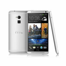 "5.9"" HTC One Max 32GB Cell Phone Unlocked 4.0MP Android GPS WIFI Smartphone"