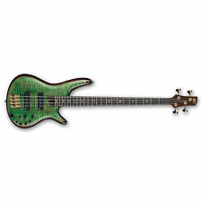 Ibanez SR Premium SR1400E Mojito Lime Green MLG Electric Bass + Gig Bag SR1400