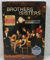 Brothers and Sisters: The Complete Fifth Season (DVD, 2011, 5-Disc Set) NIP