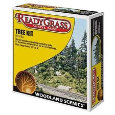Woodland Scenics RG5154 -'Readygrass' Tree Kit - Free Post T48