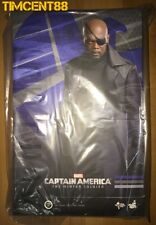 Ready! Hot Toys MMS315 Captain America The Winter Soldier - Nick Fury 1/6 Figure