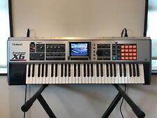 Roland Fantom X6 Sampling Workstation Audio Track Expansion Ver 2.00 w/ bag
