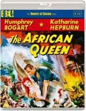 African Queen The Masters of Cinema Seri Blu-ray