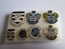 lotto 7 pins lot QUEENS PARK RANGERS FC club spilla football calcio badge spille