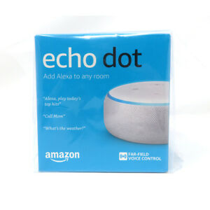 Amazon Echo Dot (3rd Generation) Smart Speaker with Alexa  Free Shipping!!