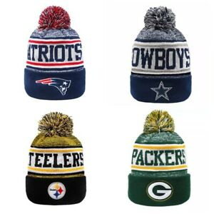 NFL Knitted Winter Hats
