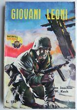 "Racconti di Guerra ""Giovani Leoni"" Hans Joachim W.Kock n°24 1961"