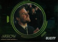Arrow Season 4 Foil Olicity Chase Card OF4