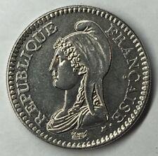 1 Franc République 1992 Monnaie Française Commémorative TTB Minimum
