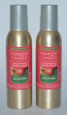 2 YANKEE CANDLE MACINTOSH CONCENTRATED ROOM SPRAY PERFUME AIR FRESHENER APPLE