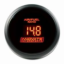 Innovate RED LC2 Wideband DB 52mm RED LED Gauge LC-2 (DISPLAY GAUGE ONLY) 3794