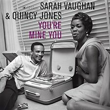 Sarah Vaughan / Quincy Jones - You're Mine You [New Vinyl LP] Gatefold LP Jacket
