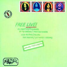 FREE - FREE LIVE! CD ALBUM (PAUL RODGERS)
