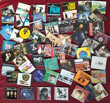 CD Singles 90´s - 90er - Dance Trance Rap Techno House Club HipHop Freestyle usw