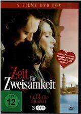 Zeit für Zweisamkeit (3 DVDs) 9 Filme Liebesfilme Box - NEU & OVP