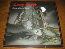 Living Death-Protected from Reality LP, aaarrg GERMANY 1987,ois, RAR, EXCELLENT!!!