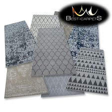 "AMAZING MODERN RUGS ""SENSE"" Microfiber 8 Pattern BEST-CARPETS high quality"