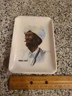 "Vintage East Africa Somali Chief Ashtray 4"" x 5 7/8"""