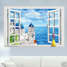 Offenes fenster gezeichnet  Deko-Wandtattoos & -Wandbilder mit Natur-Fenster   eBay