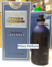 CZECH & SPEAKE OXFORD & CAMBRIDGE TRADITIONAL LAVENDER BATH OIL - 100 ml