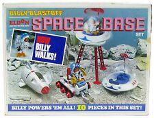 Vintage Eldon Billy Blastoff Space Base Astronaut Complete Set Mint w/Box Works