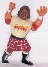 Used  Hot Rod Rowdy Roddy Piper Wrestling Action Figure WWF WWE (#WU2/18)