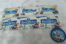 Merlin Annual Pass Share the Fun x3 & Fastrack x3 vouchers + pop badge