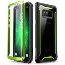 Samsung S8 Plus Case Dual Layer Built in Screen Protector Tough Cover Anti Drop