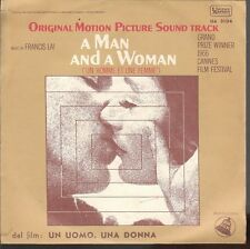 12859  DAL FILM  A MAN AND A WOMAN